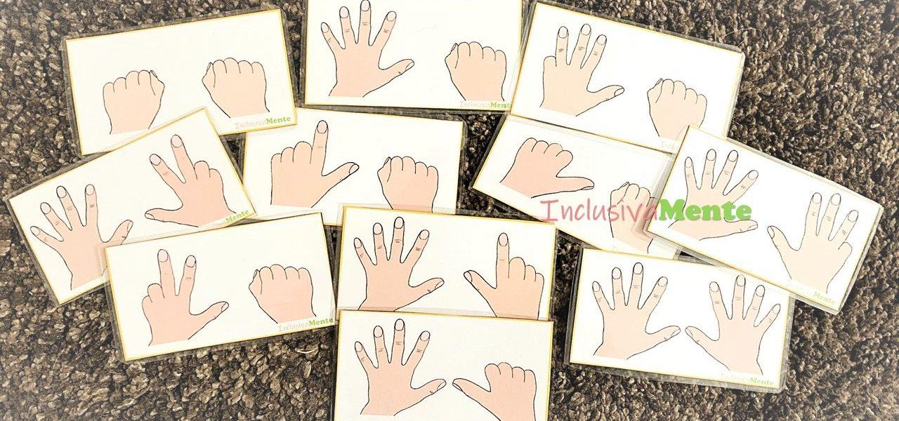 Le dita: uno strumento a portata di … mano!