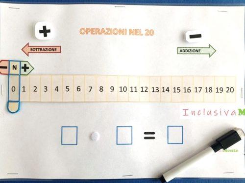 Operazioni nel 20